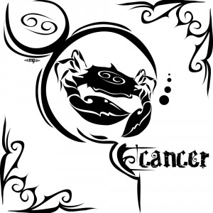 cancer-sign-of-zodiac-tattoo-design